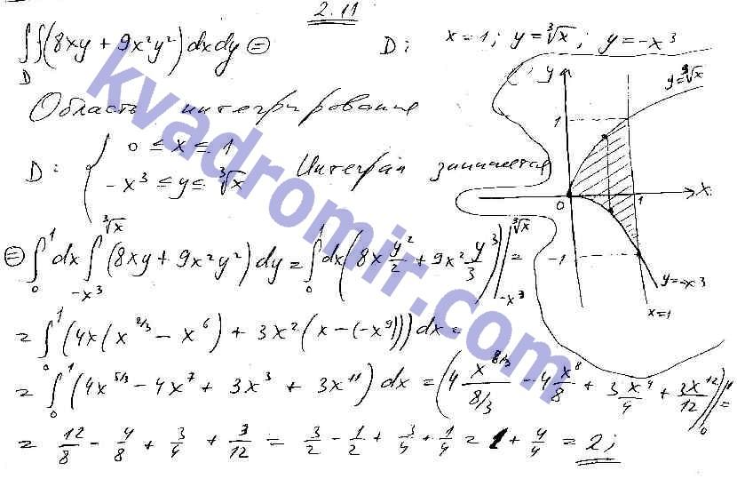Решебник задачнику высшей математике кузнецов