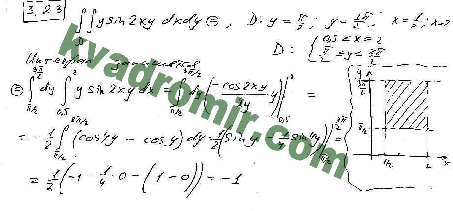 По математике голдобина высшей решебник